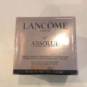 Lancôme Absolue Soft Cream 2 oz
